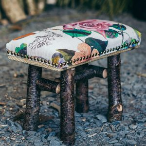 footstool, small stool, child's chair, designer furniture