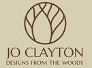 Jo Clayton | Unique Woodland Furniture | Lake District, Cumbria Logo
